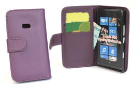 Lommebok-etui Nokia Lumia 900