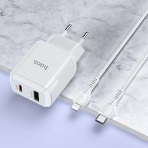 Hoco N5 Dual Vegglader