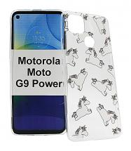 TPU Designdeksel Motorola Moto G9 Power
