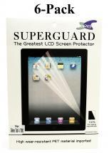 6-pakning Skjermbeskyttelse Samsung Galaxy Tab S4 10.5 (T830)