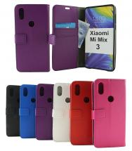 Standcase Wallet Xiaomi Mi Mix 3