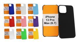 Hardcase Deksel iPhone 13 Pro Max (6.7)