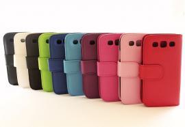 Lommebok-etui Samsung Galaxy S3
