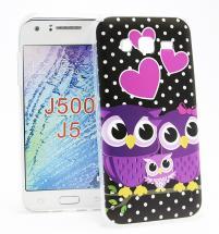 TPU Designdeksel Samsung Galaxy J5 (SM-J500F)