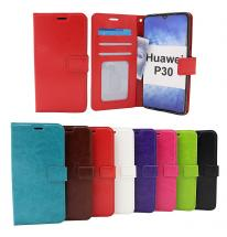 Crazy Horse Wallet Huawei P30