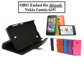 Standcase wallet Nokia Lumia 635