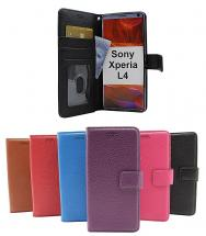New Standcase Wallet Sony Xperia L4
