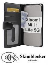 Skimblocker Lommebok-etui Xiaomi Mi 11 Lite / Mi 11 Lite 5G