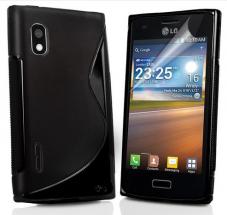 S-Line Deksel LG Optimus L5 (E610)