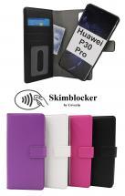 Skimblocker Magnet Wallet Huawei P30 Pro