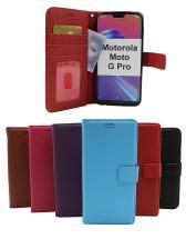 New Standcase Wallet Motorola Moto G Pro