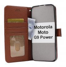 New Standcase Wallet Motorola Moto G9 Power