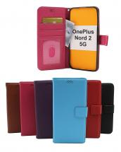 New Standcase Wallet OnePlus Nord 2 5G