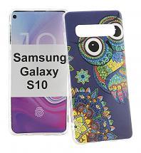 TPU Designdeksel Samsung Galaxy S10 (G973F)
