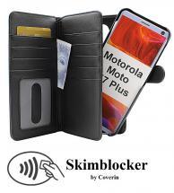 Skimblocker XL Magnet Wallet Motorola Moto E7 Plus (XT2081-2)
