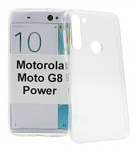 TPU-deksel for Motorola Moto G8 Power
