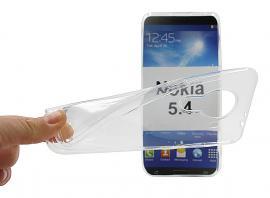 Ultra Thin TPU Deksel Nokia 5.4