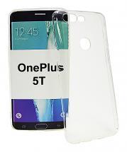 Ultra Thin TPU Deksel OnePlus 5T