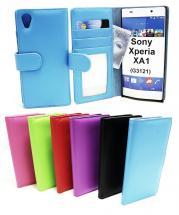 Lommebok-etui Sony Xperia XA1 (G3121)