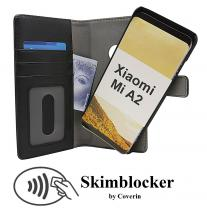 Skimblocker Magnet Wallet Xiaomi Mi A2