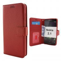 New Standcase Wallet Nokia 2.1