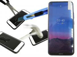 Skjermbeskyttelse av glass Nokia 5.4