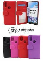 Skimblocker Lommebok-etui Xiaomi Mi A2