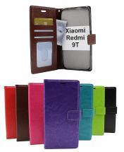 Crazy Horse Wallet Xiaomi Redmi 9T