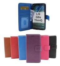 New Standcase Wallet LG G8s ThinQ (LMG810)