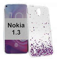 TPU Designdeksel Nokia 1.3