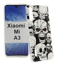 TPU Designdeksel Xiaomi Mi A3