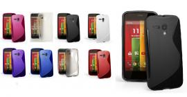 S-Line Deksel Motorola Moto G (XT1032)