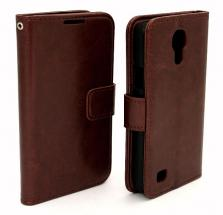 Crazy Horse Wallet Samsung Galaxy S4 Mini (i9190/i9195)