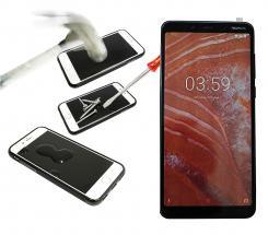 Full Frame Skjermbeskyttelse av glass Nokia 3.1 Plus