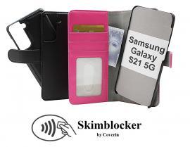 Skimblocker Magnet Wallet Samsung Galaxy S21 5G (G991B)