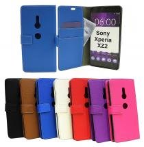Standcase Wallet Sony Xperia XZ2 (H8266)