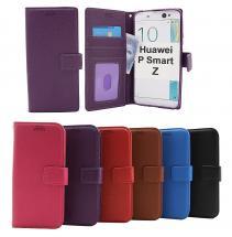 New Standcase Wallet Huawei P Smart Z