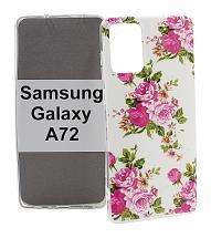 TPU Designdeksel Samsung Galaxy A72 (A725F/DS)