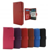 New Standcase Wallet Huawei P Smart 2019