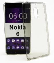 Ultra Thin TPU Deksel Nokia 6
