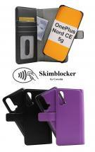 Skimblocker Magnet Wallet OnePlus Nord CE 5G