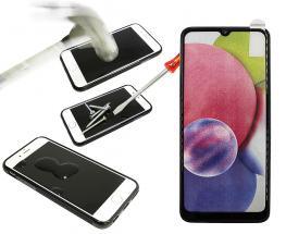 Full Frame Skjermbeskyttelse av glass Samsung Galaxy A03s (SM-A037G)