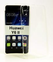 Ultra Thin TPU Deksel Huawei Y6 II (CAM-L21)