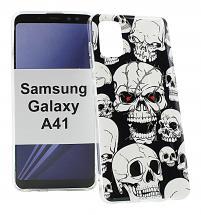 TPU Designdeksel Samsung Galaxy A41