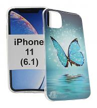 TPU Designdeksel iPhone 11 (6.1)