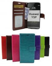Crazy Horse Wallet Huawei Y5p