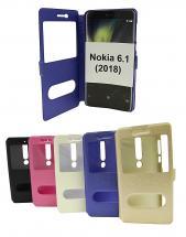 Flipcase Nokia 6 (2018)