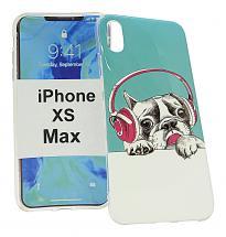 TPU Designdeksel iPhone Xs Max