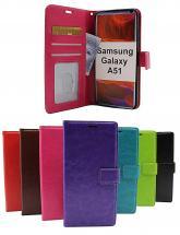 Crazy Horse Wallet Samsung Galaxy A51 (A515F/DS)