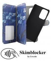 Skimblocker XL Magnet Designwallet Samsung Galaxy A32 5G (SM-A326B)
